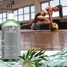 What Is 138 311 As A Percent Amazon Com Artnaturals Essential Bath And Body Wash Tea Tree