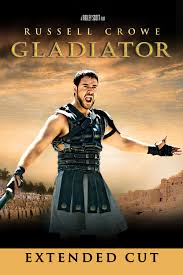 gladiator film inhalt gladiator extended cut movie poster russell crowe joaquin