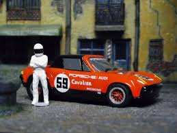 old porsche 914 1 64 resin slot car body kit porsche 914 6 by fch full circle