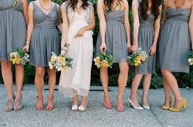grey bridesmaid shoes wedding shoes bridal expo chicago milwaukee