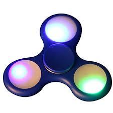 fidget spinner light up blue fidget spinner with led lights for sale in jamaica jadeals com