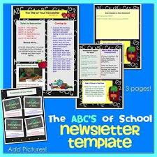 best 25 newsletter templates word ideas on pinterest newsletter
