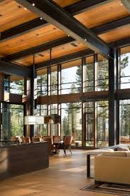 Modern Homes Interior by Best 25 Mountain Home Interiors Ideas On Pinterest Cabin Family