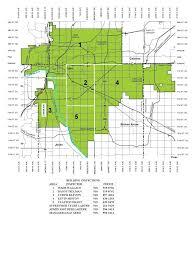 Map Of Tulsa City Of Tulsa