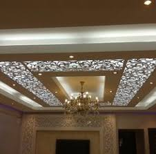 Fall Ceiling Design For Living Room Living Room Ceiling Design Gypsum Techo Pinterest Ceilings