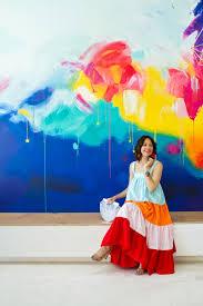 wear where well wall 65 honey art cafe inside murals honeyartcafe