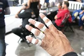 finger jiu jitsu magazine