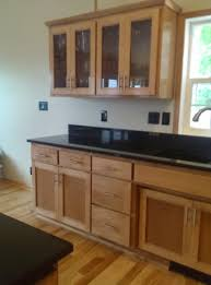Mission Cabinets Kitchen Maple Mission Style Kitchen John U0027s Wood Shop Inc