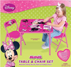 disney minnie mouse fashionista activity table walmart