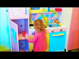 pretend kitchen furniture kid plays with kitchen educational toys pretend play