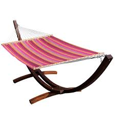 Padded Hammock Chair Lazydaze Hammocks Cushioned Hanging Hammock Swing Lounger Chair