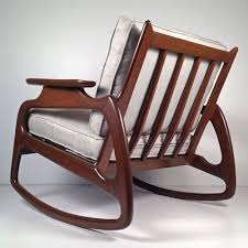Midcentury Modern Rocking Chair - nice mid century modern rocking chair on interior decor home ideas