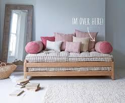 Sherbet Cushion Large Linen Bolster Cushion Loaf - Sofa bolster cushions