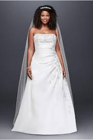 classic wedding dresses beaded cap sleeve lace plus size wedding dress david s bridal