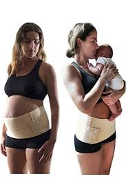 maternity belly band maternity c section belly band 3 in 1 for pregnancy post