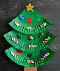 Easy Christmas Crafts For Toddlers To Make - diy handprint christmas tree cards keepsakes holidays and
