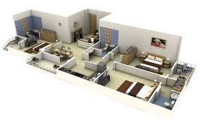 house plans 3 bedroom apartments small 3 bedroom house plans bedroom floor plans plan