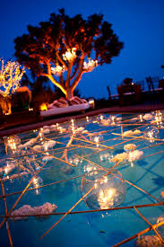 Backyard Pool Ideas On A Budget by Best 25 Pool Wedding Decorations Ideas On Pinterest Pool
