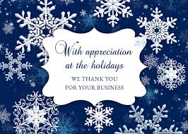 picture christmas cards customer and business appreciation christmas cards
