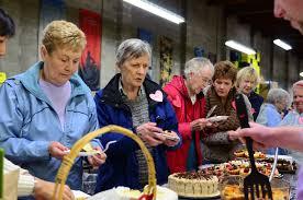 thanksgiving food bank volunteer volunteer tea tasting and cake social richmond food bank society