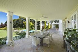 house of the day a hamptons style home in australia u2014photos wsj