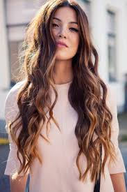 ladies new hairstyle 2016 232 best curly long hairstyles images on pinterest long