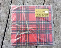 All Occasions Gift Wrap - plaid wrapping paper etsy