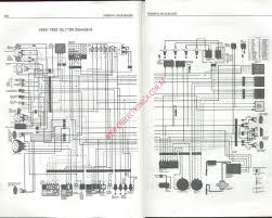 diagrama honda gl1100