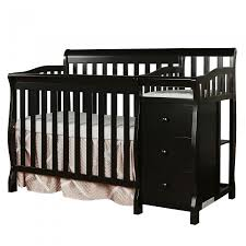 mini crib and changing table jayden 4 in 1 mini convertible crib and changer dream on me