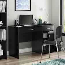 South Shore Axess Small Desk South Shore Axess Small Computer Desk In Black 7270070