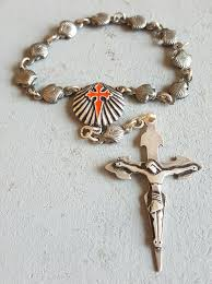 catholic gifts and more vintage santiago de compostela rosary st