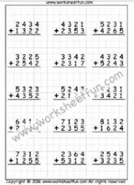 52 best addition worksheets images on pinterest addition