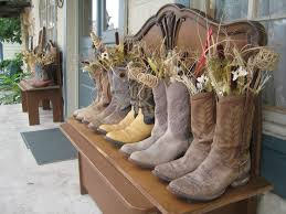 cowboy boot decor stuff i like pinterest cowboy boots