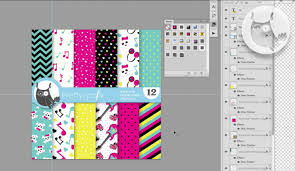 pattern drawing illustrator repeat patterns adobe illustrator speed drawing rock star repeat