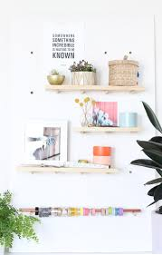 alice and loisdiy modern pegboard alice and lois