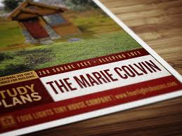 Four Lights Tiny House Four Lights Tiny House Company The Marie Colvin I Think This