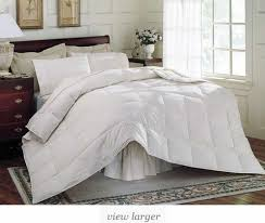 queen white feather down comforter only 51 99