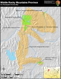 Map Of Utah Parks by Nps Explore Nature Geologic Resources Education Concepts