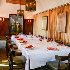 private dining cinghiale