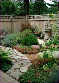 Best  Small Backyard Design Ideas On Pinterest Small - Backyard landscape design pictures