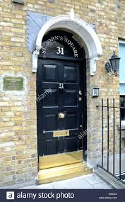 black painted front doors dark color door brown paint for stained