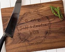 custom wedding presents 28 best unique cutting board gifts images on