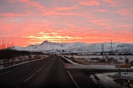 Sunset Reykjavik by Driving In Iceland The South Coast Of Iceland What U0027s On In