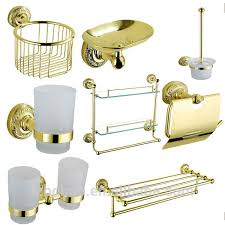 Bathroom Hardware Sets Sell Antique Brass Bathroom Accessoriesvintage Bath Hardware