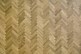oak rustic parquet block flooring