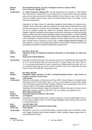 Skills Part Of Resume Cv Of M Saidul Islam Os