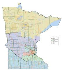 Ohio Congressional District Map by Redistricting In Minnesota After The 2010 Census Ballotpedia