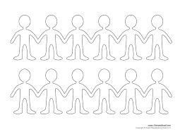 dol clipart outline clipground