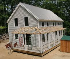 Wrap Around Porch by Casco Bay Bungalow In A Box