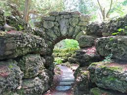 Modern Rock Garden by Sonnenberg Gardens Mansion State Historic Park Part The Rock